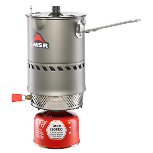 Sistem arzator MSR Reactor 1L